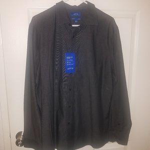 NWT Mens Button Down Shirt